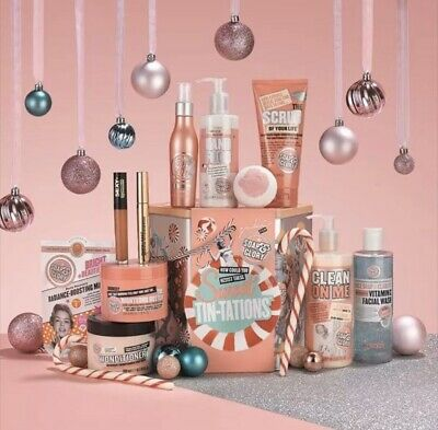 Soap and Glory It's The Whole She-Bang Bath and Body Gift Set