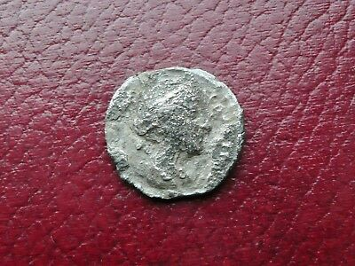 Roman Imperial Lot Of 2 Unknown Silver Denarius Coins - See!