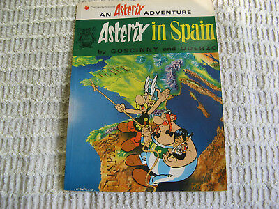Asterix in Spain 1971