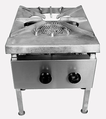 Cooker Stock pot stove 2 burner Gravy cooker
