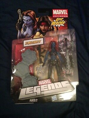marvel legends Mystique mint new in box