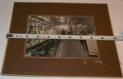 Vintage Wallpaper and Paint Store Photo  Circa 1921