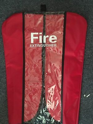 Fire Extinguisher Cover X 6