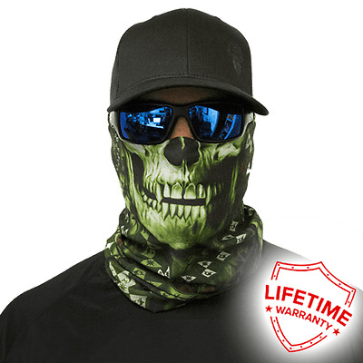 Verduous Face Shield Skull Face Mask. Free Shipping! 20 New Styles!
