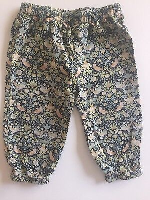 Fred Bare Girls Pants Size 1 Floral