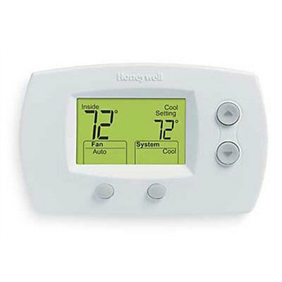 Honeywell FocusPro 5000 Non-Programmable Digital Thermostat TH5220D10