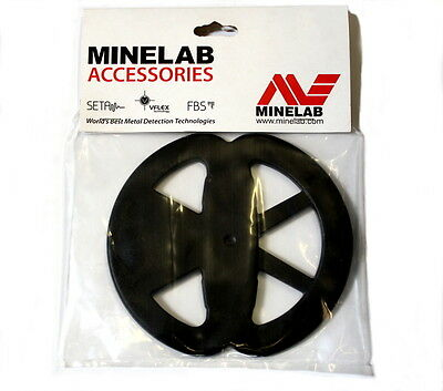 "Minelab CTX 3030 6"" Coil Cover  - Metal / Gold Detector"