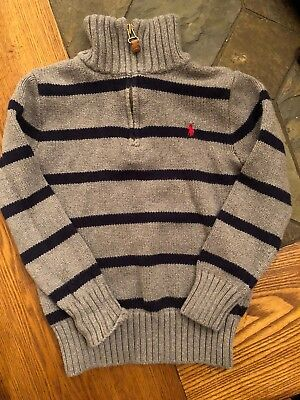 Boys Polo by Ralph Lauren Sweater Size 6