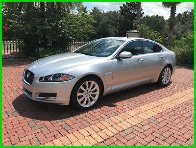 2013 Jaguar XF V6 SC 2013 V6 SC Used 3L V6 24V Automatic AWD Sedan Premium LOW RESERVE