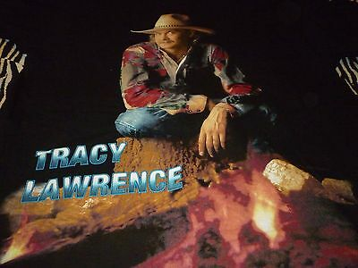 Trecy Lawrence Vintage Tour Shirt ( Used Size L ) Very Nice Condition!!!