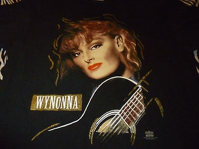 Wynonna Judd Vintage 1993 Shirt ( Used Size L ) Nice Condition!!!