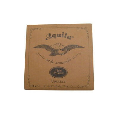 Ukulele Strings - Aquila - Nylgut - Concert - Low G Tuning - 8U - Superior Sound