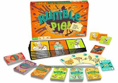 Rumble Pie Card Game