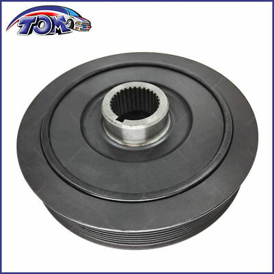 Crankshaft Pulley Harmonic Balancer For HONDA Accord CRV Civic Element 2002-2008