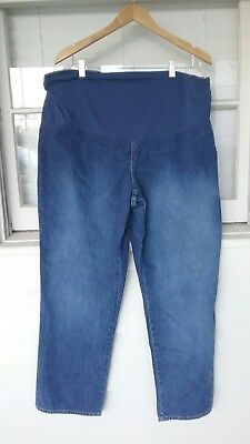 Maternity Jeans - Size XL - by Duo Maternity
