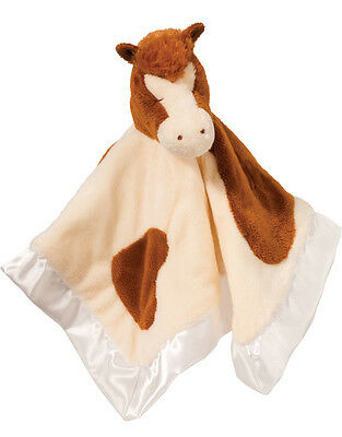 Baby Blanket Snuggler Spotted Brown Horse -  - Ships Today, Arrives in 3 Days!