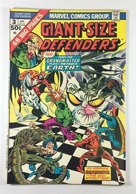 Marvel Giant-Size Defenders #3 in 7.5 VF- Condition - See my other great Comics