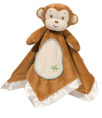 Gift Idea - Brown Monkey Plush Toy - Ships Today, Arrives in 3 Days!