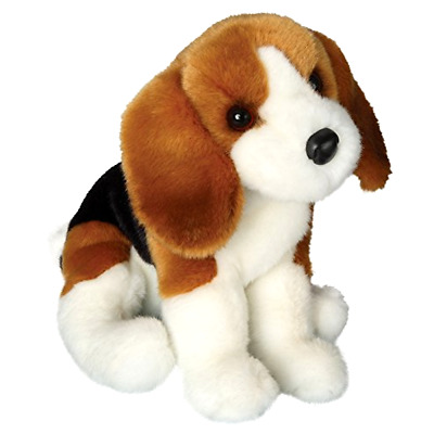 """12"""" Beagel Puppy Plush Stuffed Animal Toy, NEW - Ships Today, Arrives in 3 Days!"""