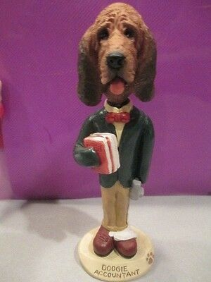 Accountant  Bloodhound  Interchangeable See Breed,body @ Ebay Store