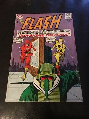 The Flash 147 2nd app Dr Zoom ! Reverse Flash ! DC Silver !