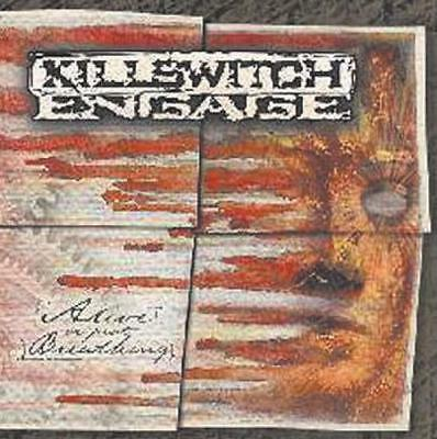 killswitch engage - alive or just breathing dlp #110337