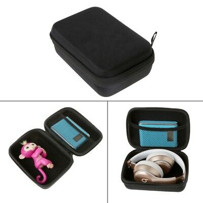 EVA Hard Case Zipper Storage Bag Pouch For Earphone Powerbank HDD Motion Camera