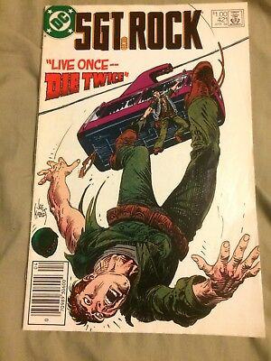 Sgt Rock #421 DCComic Book Great Condition