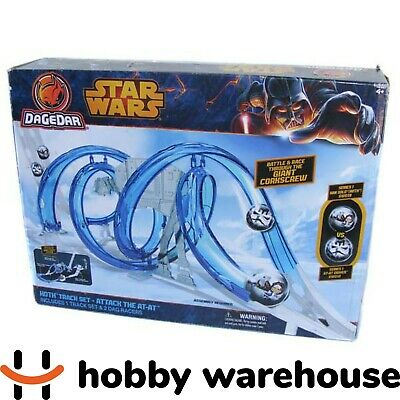 Star Wars Dagedar Battle Hoth Drag Racer Track Set