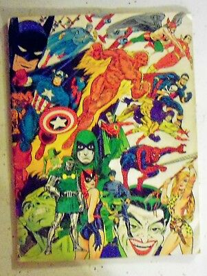 STERANKO History of Comics Volume 1 Supergraphics Publications 1970 OVERSIZED BK