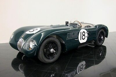 1953 Jaguar Other #18 Le Mans Sports Racer 1953 Jaguar C-Type #18 Le Mans Sports Racer Replica *$981 PER MONTH!*
