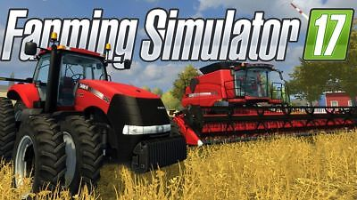 Farming Simulator 17 - PC Global Play Not Key/Code - Günstigst