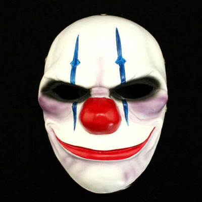 Payday MASK 2 The Heist: Chains Hoxton resina Maschere Halloween WOLF MASK