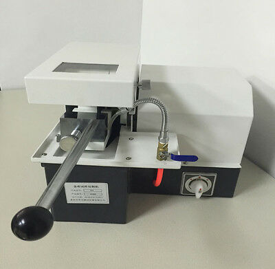 Q-2 Metallographic Sample Cutting Machine With Cooling Device 380V