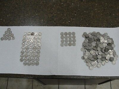 8+ Rolls of No Date/Partial Date Buffalo Nickles