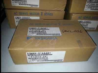 Yaskawa  Servo Motor SGMAH-01AAA61 NEW IN BOX!!*via DHL or EMS!!