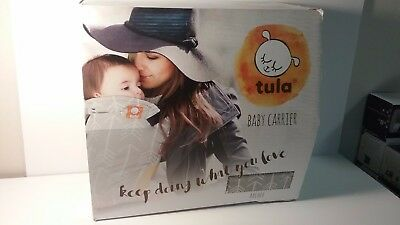 TULA ARCHER GREY- TULA BABY CARRIER Brand New