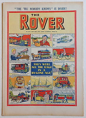 THE ROVER #1274 - 26th November 1949