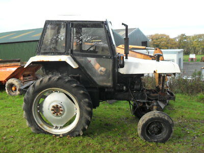 David Brown 1494 High Lift Tractor - BREAKING FOR SPARES