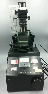 Bowens Illumitran 3 Slide Copier / Duplicator with 60mm 1:4 lens