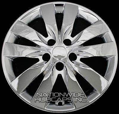 "4 for 2019 20 Kia Sorento L LX 17/"" Chrome Wheel Skins Hub Caps Alloy Rim Covers"