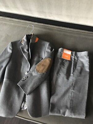 Tallia boys suit size 8 brand new with tags Grey retails for $249