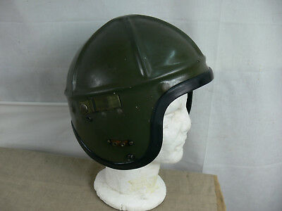 ALAT: CASQUE de PILOTE SOCAPEX   FRENCH PILOT HELMET made by SOCAPEX 1954/1970s