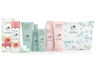 Liz Earle Complete Face & Body Botanical Beauty Gift Set Free Postage Xmas Wife