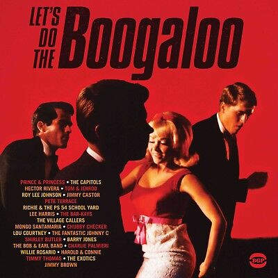 Various Artists - Let's Do The Boogaloo LP (BGP2 307)