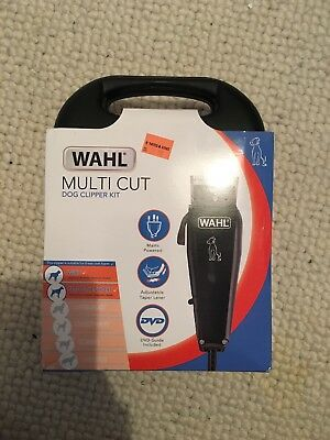Electric Dog Grooming Clippers By Wahl. Brand New In Box