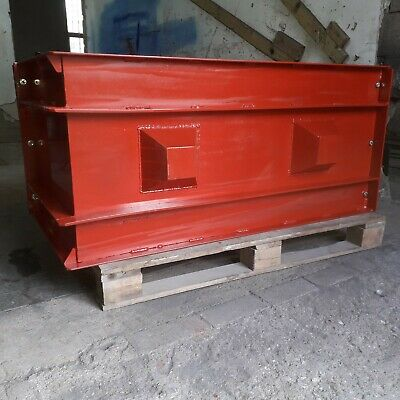 1 X CONCRETE LEGO BLOCK BRICK MOULD 1200mm for aggregates retaining walls