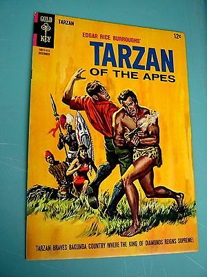 Tarzan (1948 series) #147 in very Fine/NM - condition 1964 in mylar bag