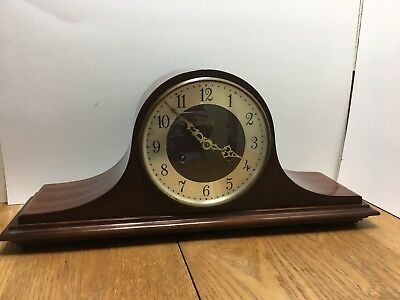 Vintage Welby Chime Mantle Clock - Germany