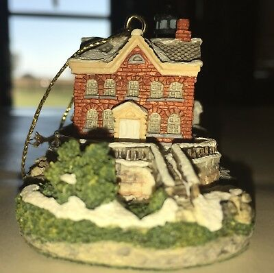 1997 Harbour Lights Christmas Colchester Reef Vermont!  Ornament(New!!!)